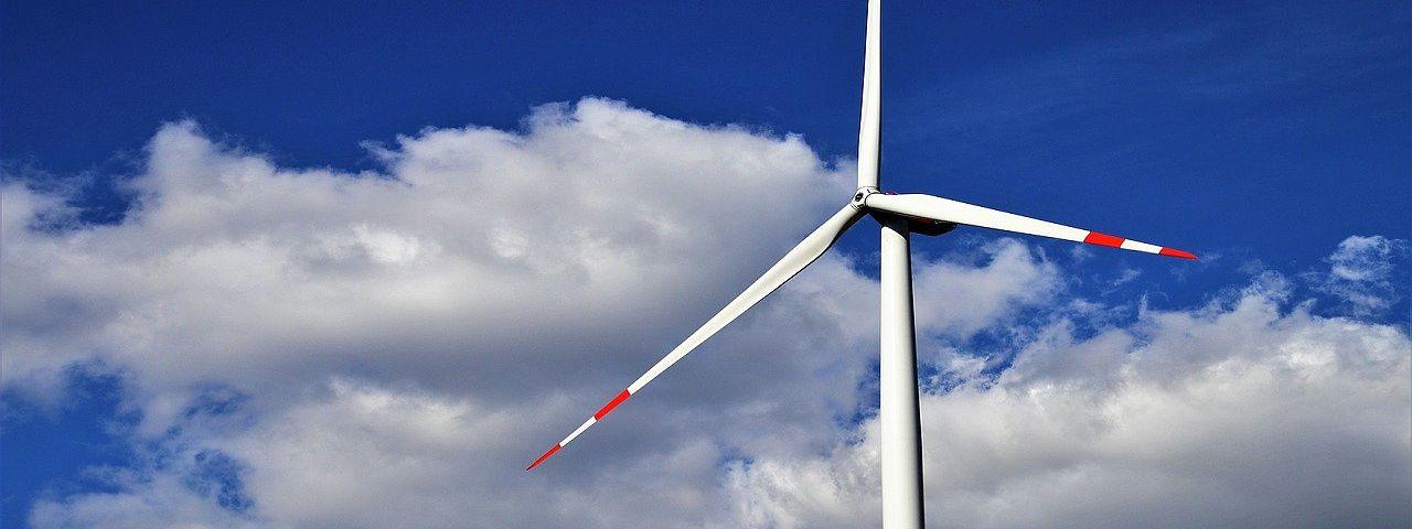 Wir sind an einigen Windrädern in der Region beteiligt